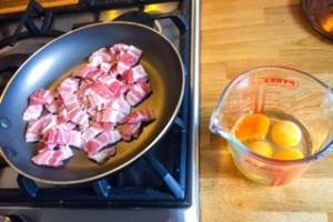Bacon-Egg-Pasta