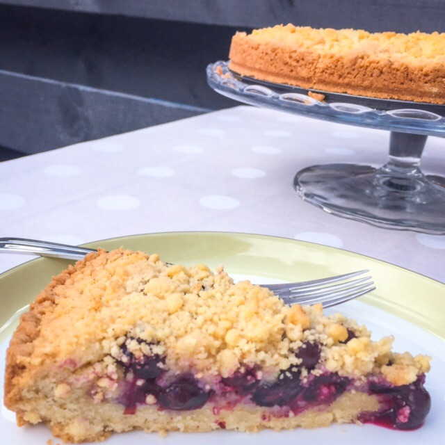 Blueberry-Crumble-Cake