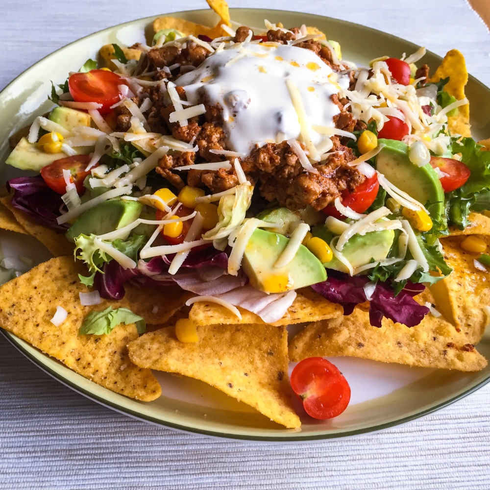 Nacho-Salad