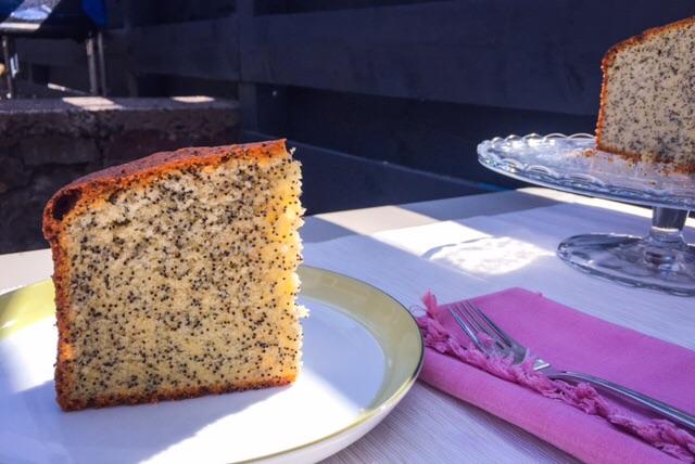 Poppyseed-Cake