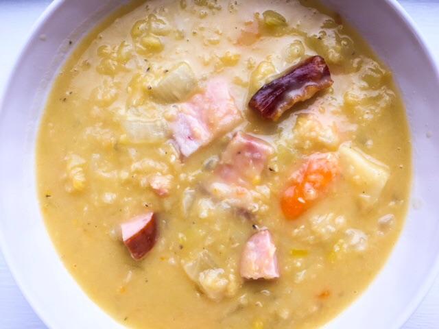 Vegetable-Lentil-Soup