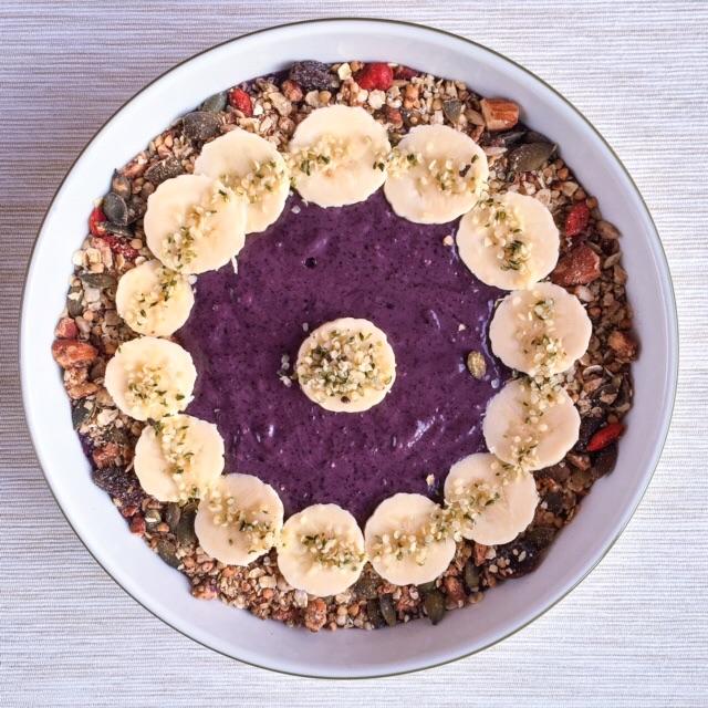 Protein-Acai-Bowl